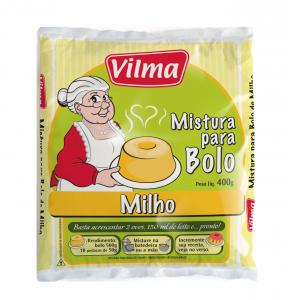 Mistura para bolo Milho