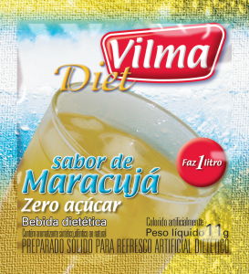 Refresco Diet de Maracujá