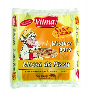 Massa de Pizza 400g