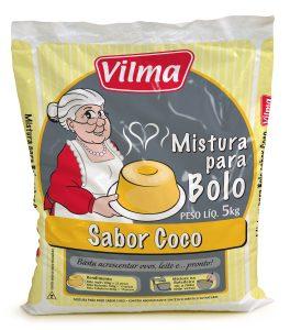 Mistura para Bolo de Coco 5kg