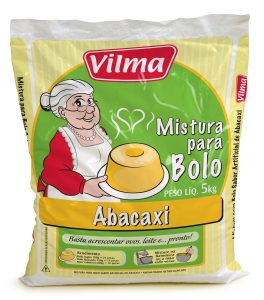 Mistura para Bolo de Abacaxi 5kg