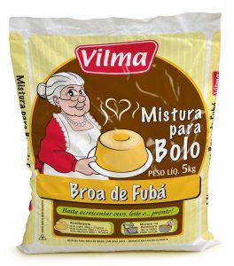 Mistura para Bolo de Fubá/Broa 5kg