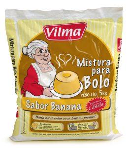 Mistura para Bolo de Banana 5kg