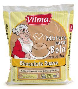 Mistura para Bolo de Chocolate Suave 5kg