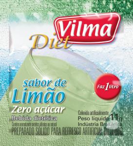 Refresco Diet de Limão