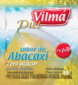 Refresco Diet de Abacaxi