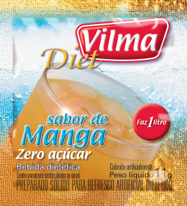Refresco Diet de Manga