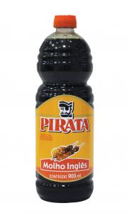 Molho Inglês 900ml Pirata