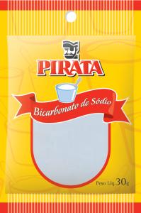 Bicarbonato de Sódio - 30 g