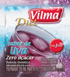 Refresco Diet de Uva