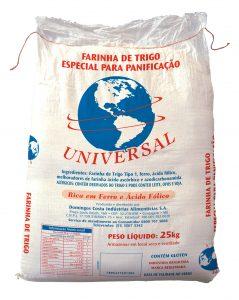 Farinha de Trigo Universal  - 25kg