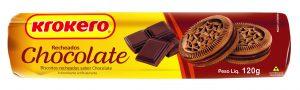 Biscoito Recheado – Chocolate