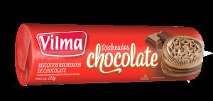 Biscoito Recheado de Chocolate