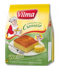 Mistura para Bolo Cremoso Milho