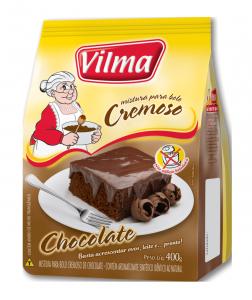 Mistura para Bolo Cremoso Chocolate