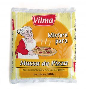Massa de Pizza 400g
