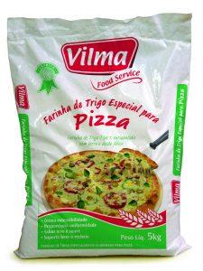 Farinha de Trigo especial para Pizza - 5kg