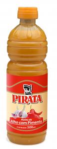 Molho de Alho com Pimenta 500ml Pirata