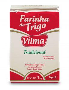 Farinha de Trigo Papel 1kg