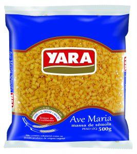 Massa de Sêmola Ave Maria Yara