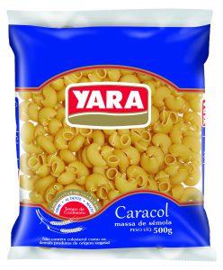 Massa de Sêmola Caracol Yara