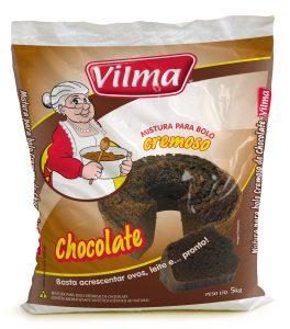 Mistura para Bolo Cremoso de Chocolate – 5kg