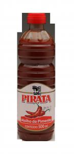 Molho de Pimenta 500ml Pirata