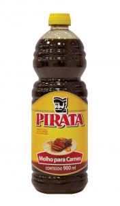 Molho para Carnes 900ml Pirata