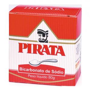 Bicarbonato de Sódio - 80g