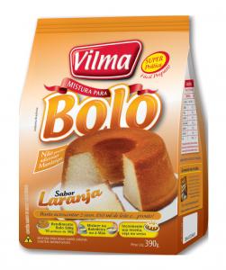 Mistura para Bolo laranja – 390g