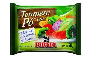Tempero em Pó – Legumes, Verduras, Arroz