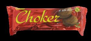 Biscoito Choker - Chocolate