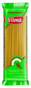 Massa de Sêmola Espaguete nº 8