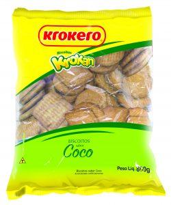Biscoito Sortido Coco – 800g