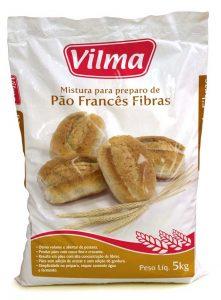 Pré – Mistura Pão Francês Fibras – 5kg