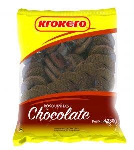 Rosquinha sabor Chocolate – 330g