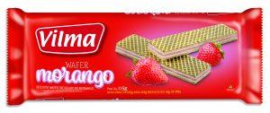 Biscoito Wafer Morango