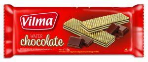 Biscoito Wafer Chocolate