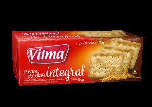 Biscoito Cream Cracker Integral  150g