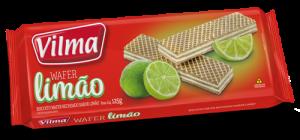Biscoito Wafer Limão