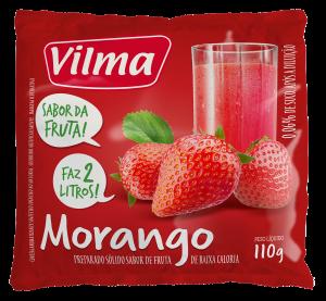 Novo Refresco 110g - Morango