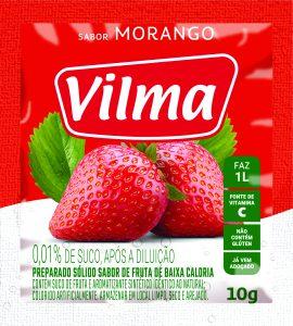 Refresco Morango – 10g