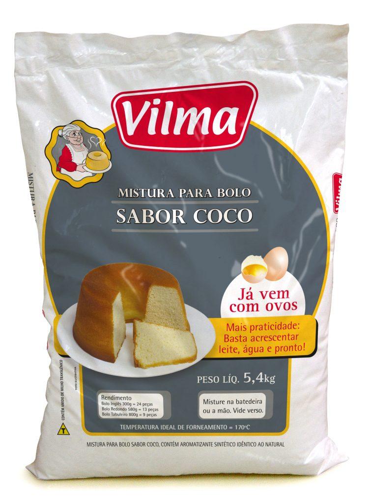 215537 - Bolo Coco com ovos 540g